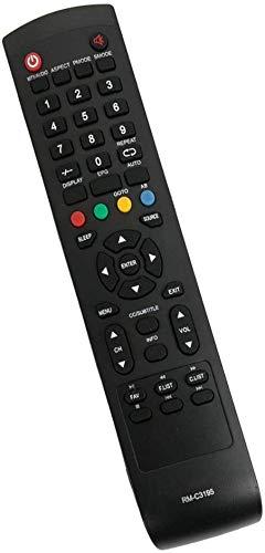 Bestol 1pcs Remote Control Suitable For Rm C3196 Rm C3195 Jvc Tv Remote Remote Controller