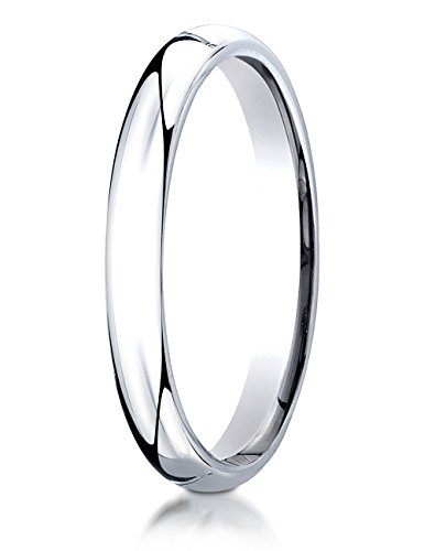 Benchmark 3mm Comfort Fit Wedding Band / Ring 14kt Size 6