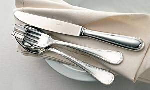 SAMBONET - Dessert Knife S.H. Perles S/Steel