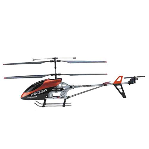 NiGHT LiONS TECH Double Horse Large 62cm 9053 3CH Double Blade Remote Control RC Helicopter with Gyro RTF for Outdoor Flying