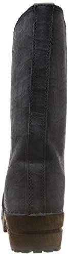 Noir Femme Sanita Bottes Boot Wood Souples Juki Black 2 tqpCYBnq