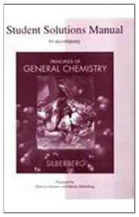 Student Solutions Manual to accompany Principles of General Chemistry