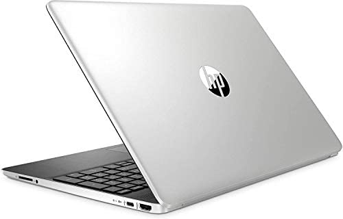 2020 Newest HP 15 15.6″ HD Micro-Edge Business Laptop (10th Gen Intel Core i5-1035G1, 8GB DDR4 RAM, 256GB PCIe M.2 SSD) USB Type-C, HDMI, HD Webcam, Windows 10 Home Silver + IST HDMI Cable 31Ux TRmNWL