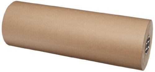 Boardwalk K2440900 Kraft Paper, 24 in x 900 ft, Brown