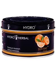 Hydro Herbal 250g Orange Hookah Shisha Tobacco Free Molasses
