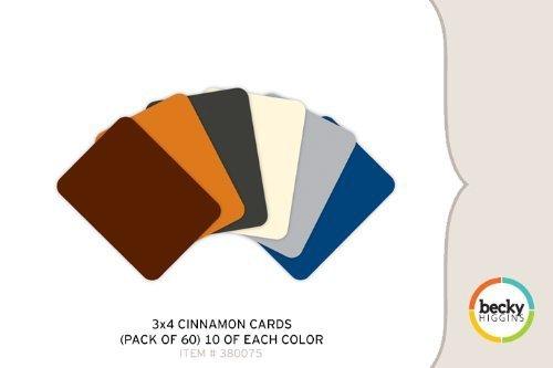 extured Cardstock - Cinnamon Edition ()