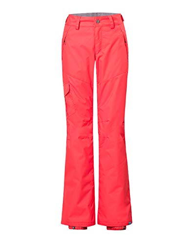 - APTRO Women's Outdoor Insulated Snow Pants Windproof Waterproof Ski Pants 1421 Coral red S