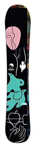 Gnu Mullair C3 Snowboard 2019-155cm