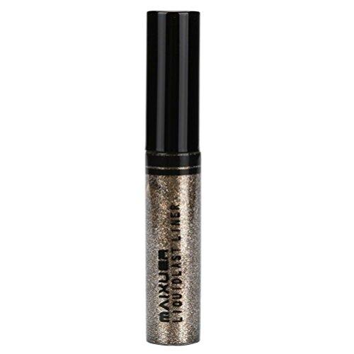 Shadow for Glitter 6 F Colors Good Liquid Makeup Eye Eye Party MAIXUER Eyeliner Shining Fullfun Choice TtSOq0nwC