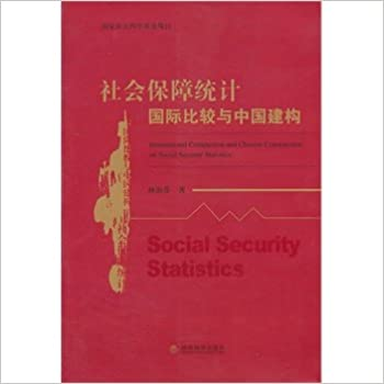 Book Social Security Statistics and China Construction International Comparison