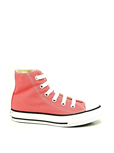 Chuck Youths Carnival Taylor Sneakers Converse Basses All Hi Star Rose Mixte Enfant U5aq1