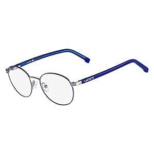 Lacoste L3104 Eyeglasses 045 Dark Silver