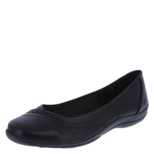 comfort-plus-by-predictions-womens-smooth-black-womens-carla-snip-toe-flat-85-wide