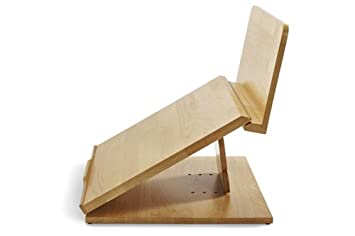 Fantastic Ergo Desk 101N Classic Slanted Reading Desk Natural Large Interior Design Ideas Inesswwsoteloinfo