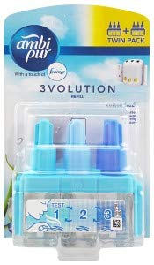 Ambi Pur 3vol Room Freshener Refill - Twin Cotton, Pack of 5 by Ambipur (Image #1)