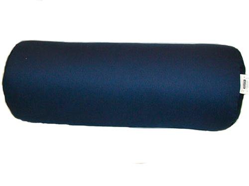 Hugger Mugger Round Choice Yoga Bolster (Blue)