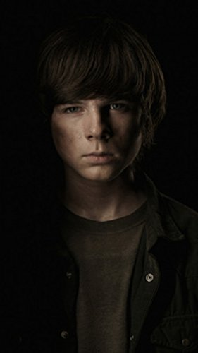 Chandler Riggs New Printed Poster Rare