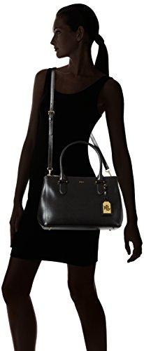 Shopping Donna RALPH LAUREN 431190917-DB ZIP SHOPP Nero