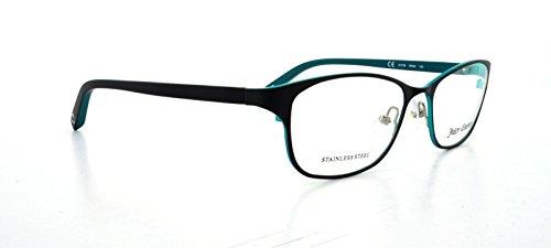 JUICY COUTURE Eyeglasses 109 0RA8 Black Teal 51MM