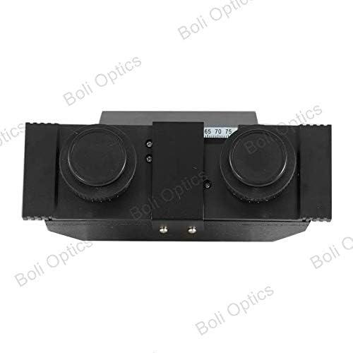 BM13041221 BoliOptics Binocular Compound Microscope Eyepiece Body Tube Eyetube Angle 45 Degrees Finite
