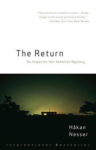 The Return: An Inspector Van Veeteren Mystery (3) (Inspector Van Veeteren Series)