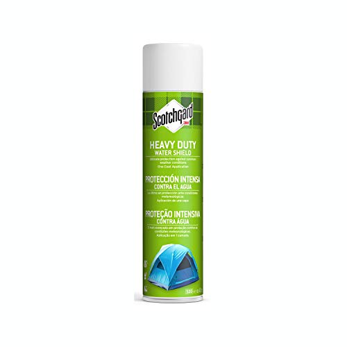 🥇 Scotchgard Protector de Agua Resistente