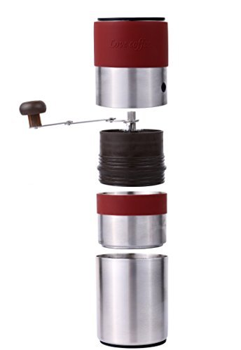Amazoncom Soulcook High End Manual Coffee Grinder Mug Portable All