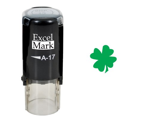 St Patricks Day Rubber Stamp product image