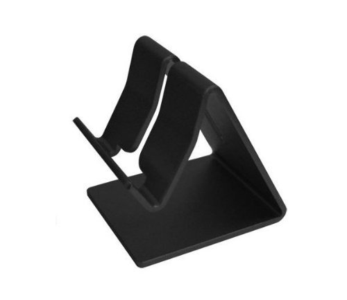 Aluminum Metal Stand Holder Stander For iPad iPhone Mobile Phone Smart Tab Y365 (New Black) by ADS Amtopsell