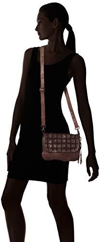 Bag Body Brown Tan Legend 0044 Cross Women's Silvi IwqxInagR