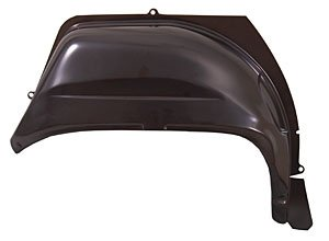 Outer Wheelhouse - RH - 67-76 Dart; 71-76 Scamp ()