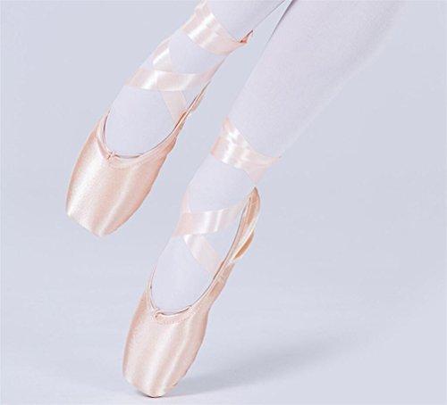 Antideslizante La u Ballet Libre Etapa Lucky Adultos Cómodos Del Regalo Ballet Yoga Zapatos Baile Planos De RqZw4Z0