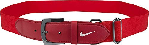 Nike Youth Baseball Belt 2.0 University Red Size One Size ()
