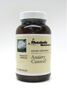 Métabolique Maintenance - contrôle de l'anxiété 90 caps