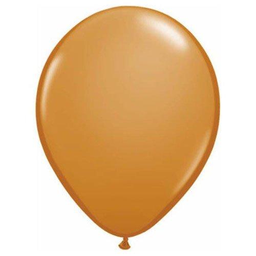 Mocha Brown Latex (Qualatex LA Balloons 99377 5