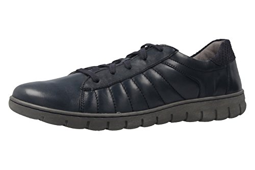 Josef Seibel , Chaussures de ville à lacets pour femme bleu bleu