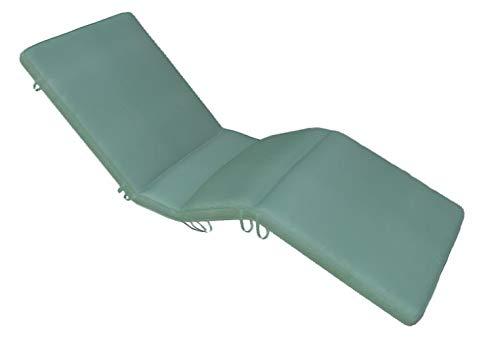 Royal Teak Collection CUSBSPA Sun Bed Cushion, Spa