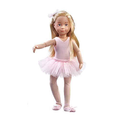 Käthe Kruse Vera Ballet Lesson (Includes Doll)