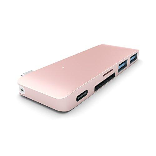 Satechi Type-C USB 3.0 3 in 1 Combo Hub for MacBook 12-Inch