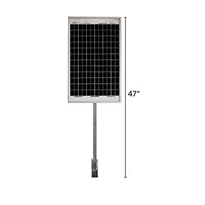 Extreme Max 3004.0184 Boat Lift Boss 24V Solar Charging System: Sports & Outdoors
