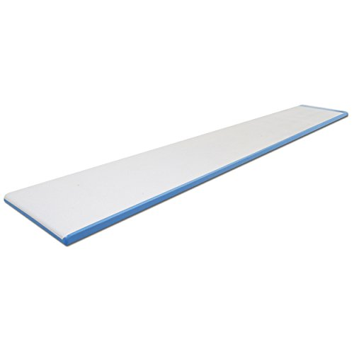 - S.R. Smith 8 Foot Fiber-Dive Marine Blue Replacement Pool Diving Board - 66-209-268S3-1