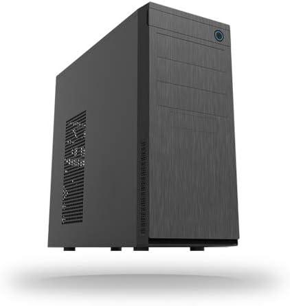 Chieftec HC-10B-OP Carcasa de Ordenador Negro - Caja de Ordenador (PC, SECC, Negro, ATX,Micro ATX,Mini-ITX, 15,5 cm, 38 cm): Amazon.es: Informática