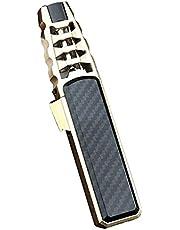 Nieuwe winddichte spuitpistool aansteker pen spuitpistool jet butaan pijpaansteker buiten, verstelbare aansteker, voor kaars camping barbecue keuken, butaan niet inbegrepen - geschenkdoos
