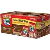 1 CASE Horizon 8oz Chocolate Milk, Organic, 18 per case ( Multi-Pack)