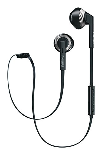 Philips SHB5250BK BT 4.1 4.5hrs Black