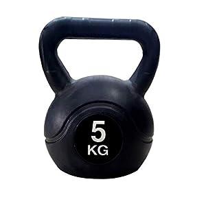 Bodygrip Kettlebell for home Gym, 5 KG.