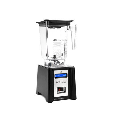 Blendtec 2000123 Professional Series Wildside/Fourside Blender, Black