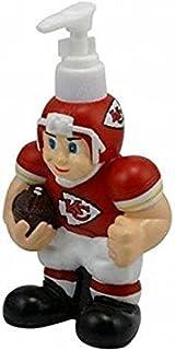 SC Sports Kansas City Chiefs NFL Licensed Soap Dispenser