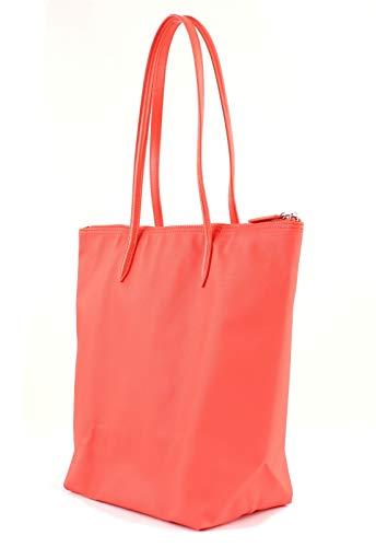 Sac Lacoste Fourre Main Cm Concept Vertical 35 Shopper Rouge tout À L1212 q44rxI