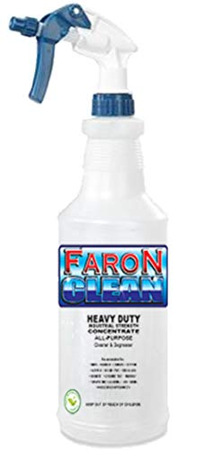 Faron Clean Pool and Patio Furniture Cleaner 32 oz. (Resin Cleaner Patio Furniture)